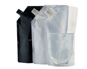 Torby do pakowania w płyny