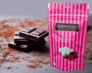 Niestandardowe opakowania czekoladowe