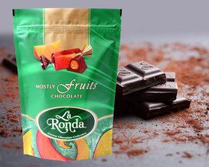 Opakowania czekoladowe
