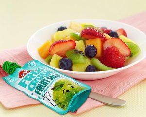 Pakowanie soków owocowych