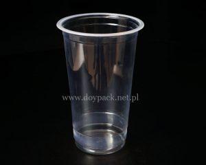 Jednorazowe kubki sok