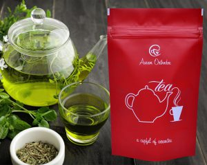 Opakowanie herbaty